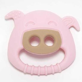 Sensory teether pig