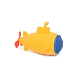 Slicone bath toy - submarine
