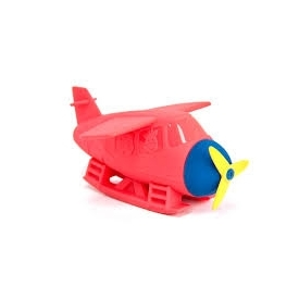 Silicone bath toy - sea plane