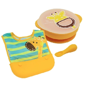 Toddler self feeding set - lola