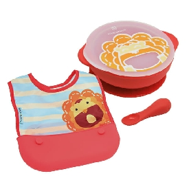 Toddler self feeding set - marcus