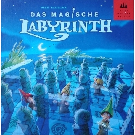 The Magic Labyrinth Boardgame