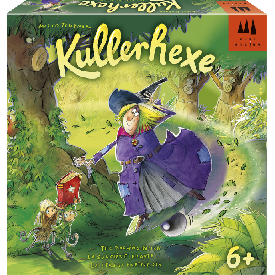 The rolling witch boardgame