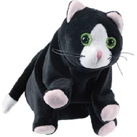 Hand puppet - cat