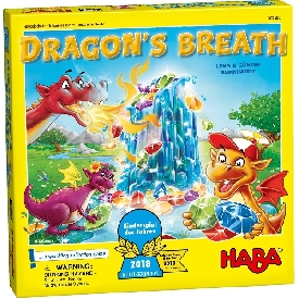 Dragon's breath boardgame