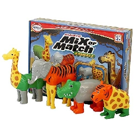 Mix or Match Jungle Animal