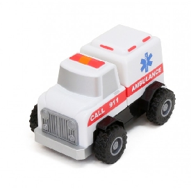 Build a truck fire and rescue