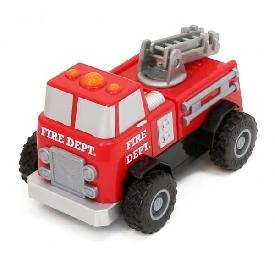 รถแม่เหล็กประกอบ - รถบรรทุกกู้ภัย