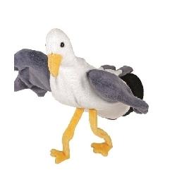 ตุ๊กตาหุ่นมือ - นกนางนวล