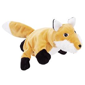 Hand puppet - fox