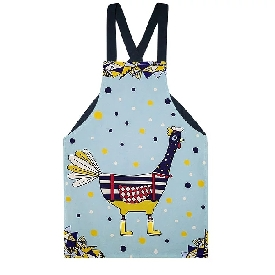 Supersoso kid's apron
