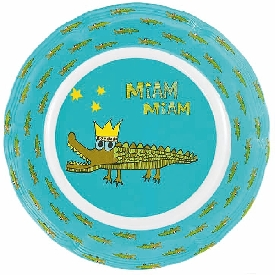 Crocodile plate