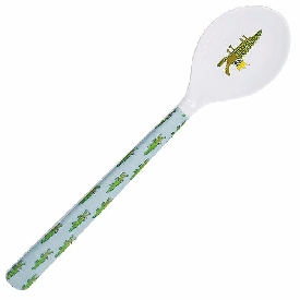 Crocodile teaspoon