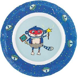 Stinky plate