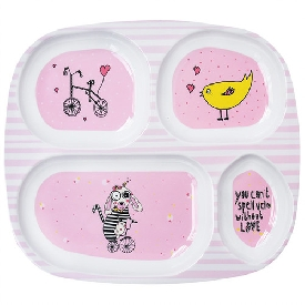 Vivienne divided tray