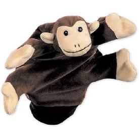 ตุ๊กตาหุ่นมือ - ลิง