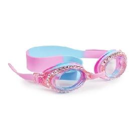 New glitter classic - pink puff blue