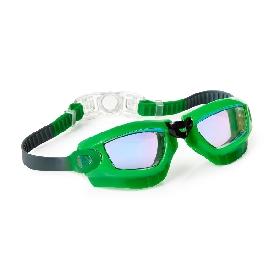 แว่นตาว่ายน้ำ ชุดกาแล็กซี่ - สีเขียว