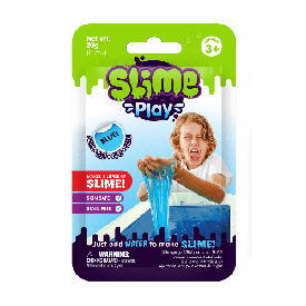 Slime play foil bag