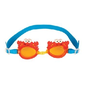 Swim goggles - crab