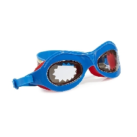 แว่นตาว่ายน้ำแฟชั่น สำหรับเด็ก รุ่นmarvelous-team white