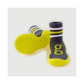 Non-Skid Rubber Sole Slipper Socks - g-Point