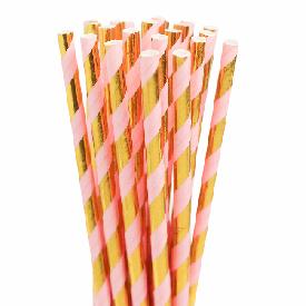 Party straw 90b