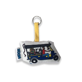Key chain bangkok tuk tuk