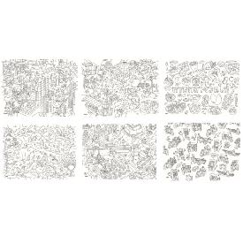 Placemats - bangkok 30x40