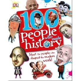 หนังสือ 100 บุคคลสำคัญทางประวัติศาสตร์