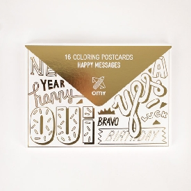 Happy messages-postcards