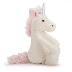 Bashful unicorn medium 31 cm