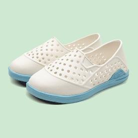 รองเท้า Koots สีขาว/ฟ้า
