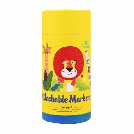 Washable markers 12 colors