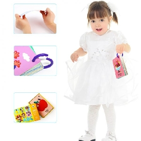 Abc ring flash cards