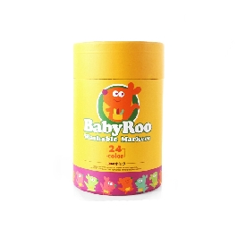 Baby roo washable markers 24 colors