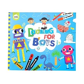 Doodling for boys
