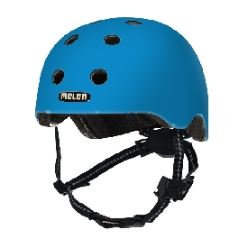 Melon Helmet Toddler - Rainbow Blue (44-50cm)