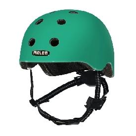 หมวกกันน็อก เด็กเล็ก สีเขียว