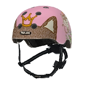 Melon Helmet Toddler - Robin & Miez (44-50cm)