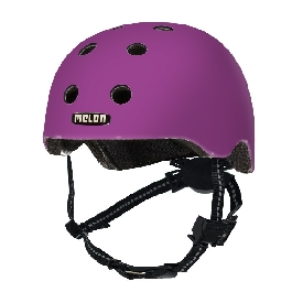 Melon Helmet Toddler - Rainbow Purple (44-50cm)