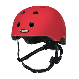 Melon Helmet Toddler - Rainbow Red (44-50cm)