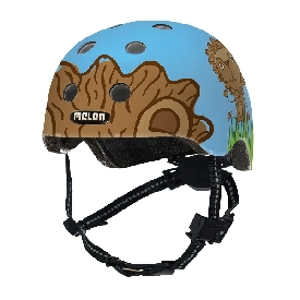 Melon helmet toddler - robin & leo (44-50cm)