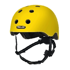 Melon Helmet Toddler - Rainbow Yellow (44-50cm)