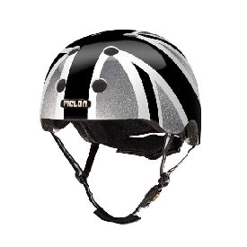 Melon helmet - union jack plain (46-52cm)