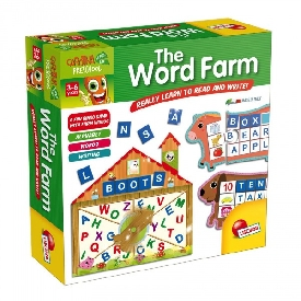 CAROTINA PLUS THE WORD FARM