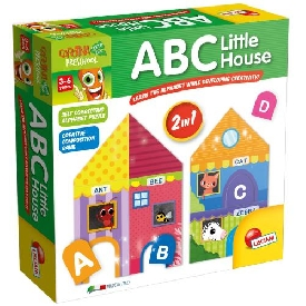 Carotina plus abc little house