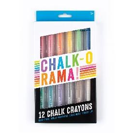 Chalk-o-rama chalk crayons (12 crayons)