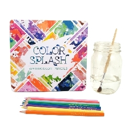 Colorsplash watercolor pencils (24 colors)