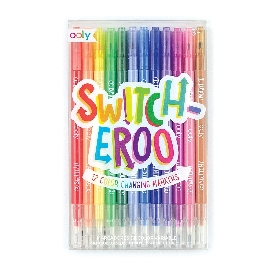 Switcheroo Markers (12 colors)